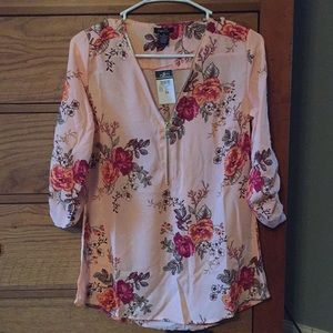 XS Rue 21 Floral Top